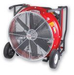 Direct-Drive Gas Power Blowers