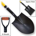 Firefighting Shovels