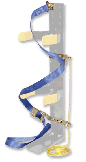 3-Point Release Strap