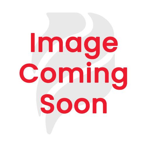 "Black Trim Bezel With Gasket for QuadraFlare™ 6"" x 4"" Perimeter Light"