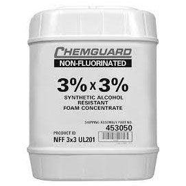 3% x 3% Non-Fluorinated Foam Concentrate
