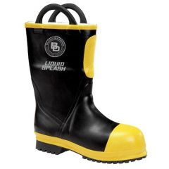 "11"" Rubber Firefighter Boot"