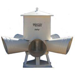 15 HP Warning Siren in 3 Phase Power