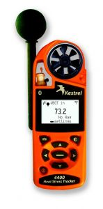 Kestrel 4400 Heat Stress Tracker
