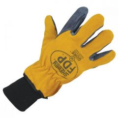 Pigskin OSHA Wristlet Fire Gloves