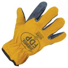 Pigskin NFPA Gauntlet Fire Gloves