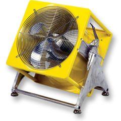 Positive/Negative Pressure Ventilator