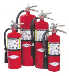 ABC Dry Chemical Extinguishers