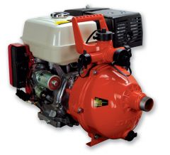 Davey 9 HP Twin Impeller Honda Portable Pump