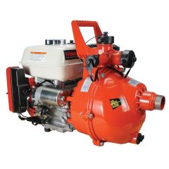 Davey 6.5 HP Twin-Impeller Honda Electric Start