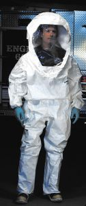 Level B ChemMax 2 Encapsulated Suit