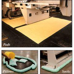 Universal Spill Pillows, Socks & Pads