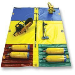 Emergency Equipment Staging Platform