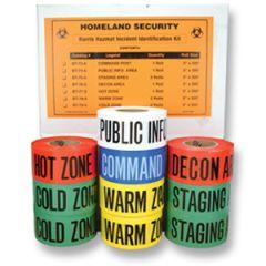 Homeland Security Hazmat I.D. Kit