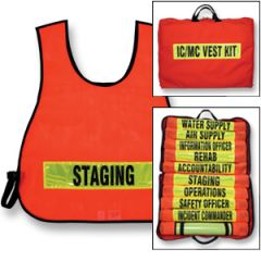 Fire Command Vest Set