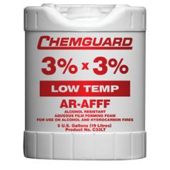 3% - 3% AR-AFFF Low Temp Foam