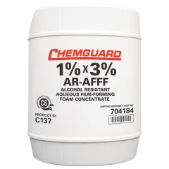 1% x 3% AR-AFFF Foam Concentrate