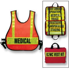 Triage Vest Set