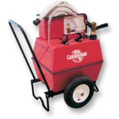 36 Gallon Mobile Foam Cart