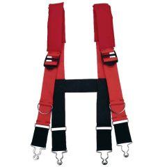 Padded Suspenders