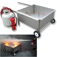 Passfire™ Burn Pan Training Unit