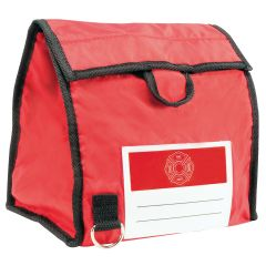 SCBA Mask Red Bag