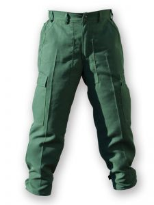 Double Duty™ Green Indura® Ultra Soft® BDU Pants