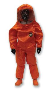 Zytron® 500 NFPA 1994/2007 Edition Class 2 Certified Totally Encapsulating Suit