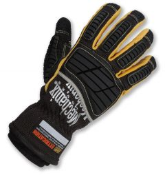 Extrication Leather Gloves