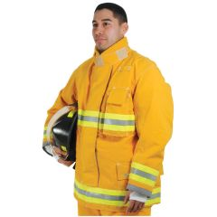 Innotex Nomex® Yellow Turnout Coat