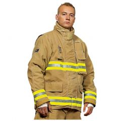 Innotex Kevlar®/Nomex® IIIA Gold Turnout Coat