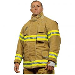 Innotex PBI Gold Turnout Coat