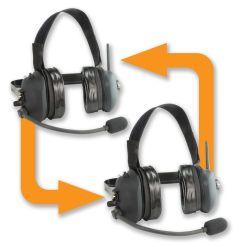 Setcom Liberator TwinTalk™ Wireless Intercom System
