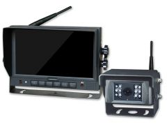 "7"" LED Wireless Backup Camera System"