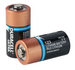 Plus® Lithium Batteries - Sleeve of 10