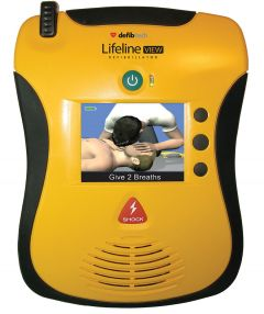 Defibtech Lifeline AED with Screen