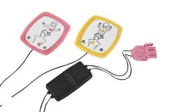 Replacement Infant/Child Reduced Energy Defibrillation Pads