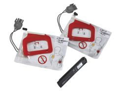 Replacement Kit for CHARGE-PAK With 2 Sets of Electrode Pads
