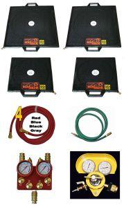 High Pressure Air Lifting Bag Kits