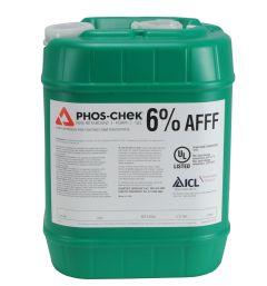 Phos-Chek 6% AFFF Class B Foam Concentrate