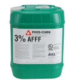 Phos-Chek 3% AFFF Class B Foam Concentrate