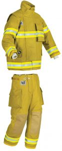 Morning Pride Edge AP Armor Turnout Gear Set