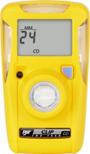 BW Clip Series Single-Gas Detectors