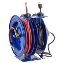 Dual Purpose Air/Electric Reel