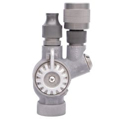 Twin Tip Forestry Nozzle