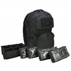 Premium Tactical Modular Medical Backpack