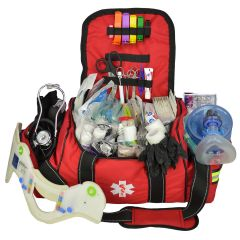 Large First Responder Bag w/ Deluxe Fill Kit
