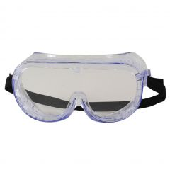 Soft Side Direct-Vented Safety Goggles