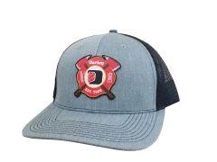 Darley Fire Patch Trucker Hats