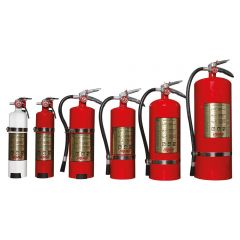 Portable Dry Chemical ABC Fire Extinguishers